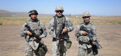 在美国当兵的条件及2大风险!可以不上战场吗