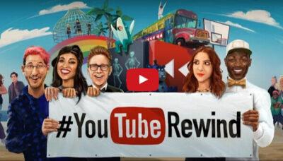 YouTube倒带视频:6分钟看完2015全美流行元素