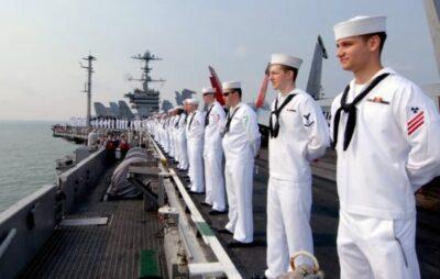 美国当海军攻略:6种美国海军待遇最吸引华人
