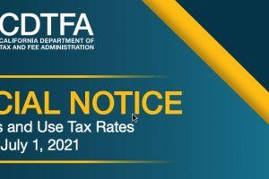 旧金山湾区消费税 7月1日起提高至10.75%